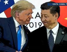 Acuerdo con China, con nuestros términos: Trump