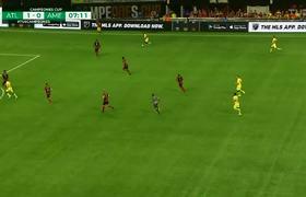 Atlanta United 3-2 América⎜Campeones Cup⎜