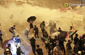 Disney star's pro HK police post sparks #BoycottMulan trend