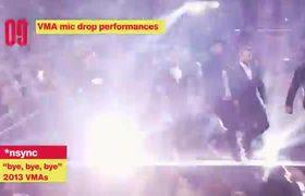 #Top10 #VMA Las mejores pesentaciones ft. Beyoncé, Taylor Swift & More!