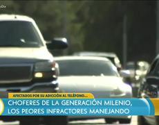 Generación Milenio: Los más peligrosos al volante