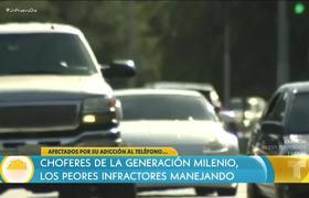 Millennium Generation: The most dangerous behind the wheel