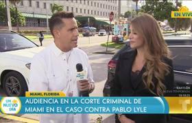 La viuda de la víctima de Pablo Lyle asistirá a corte