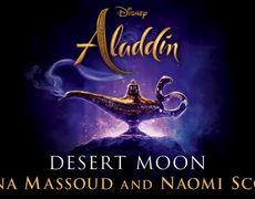 Mena Massoud, Naomi Scott - Desert Moon (Audio Only)