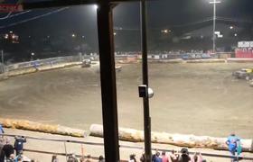 Demolition Derby Crash In Montana Kills One