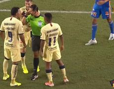 PENALES América vs Tigres 2-2 RESUMEN Semifinal Leagues Cup 2019
