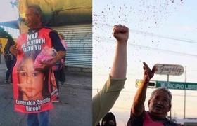 'No olviden a mi niña': hombre con hija desaparecida lanza diamantina