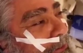 Ultimas palabras de Celso Piña en el Hospital San Vicente en Monterrey