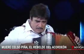 Celso Piña: Muere el Rebelde del Acordeón