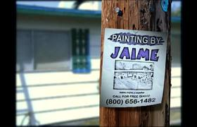 Jimmy Kimmel Pranks Aunt Chippy By Painting Her House