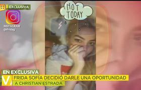 Frida Sofia habla del ABORTO que tuvo
