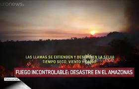 INCENDIO EN EL #AMAZONAS: Las consecuencias del desastre