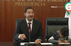 """""""El agraviado soy yo"""", dice Martí Batres; pide que se disculpen con él"""