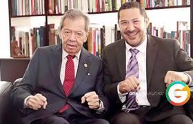 Muñoz Ledo se deslinda de Martí Batres