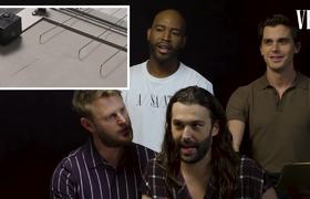 The Cast of Queer Eye Take a Lie Detector Test by Vanity Fair