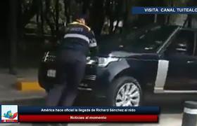 Conductor de Land Rover noquea a policía en corte vial del Maratón de la CDMX