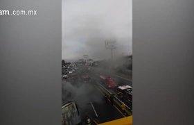 Accidente en carretera León Silao