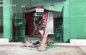 Arrancan 2 cajeros de HSBC en Celayav