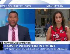 Harvey Weinstein due in court to face new allegations