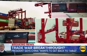 Trump sends confusing signals on China trade war