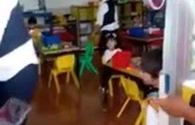 #VIRAL: Que hiciste en la escuela? 'Hicimos desmadr3'