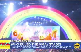 Taylor Swift, Missy Elliott steal the show at MTV VMAs