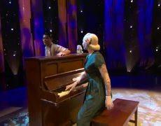 Anna & Benjamin Perform to