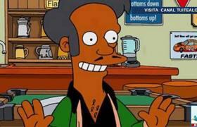 Apu no será eliminado de Los Simpsons señala su creador