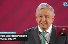 Niega #AMLO injerencia en salida deCarlos Loret de Mola de Televisa