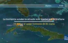 #Dorian se ha convertido en huracán, pasará a través de Puerto Rico