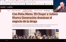 Se Cae teatrito de #EPN, Se Revela que Devolvió Millonada al Cártel de Sinaloa antes de largarse