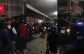 Incendian Palacio Municipal en Yucatán