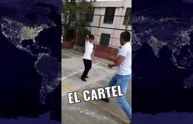 Niño de 13 años ataca a su maestro con un cuchillo luego de ser castigado