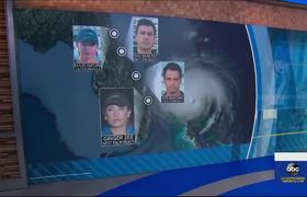 Hurricane Dorian slams the Bahamas as Cat 5