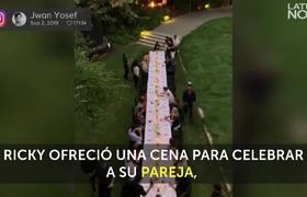 Así celebró el esposo de Ricky Martin su cumpleaños 35