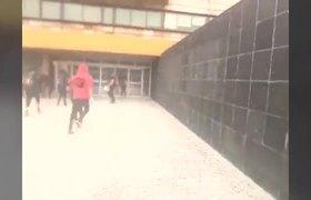 Así fue como vandalizaron Rectoría de la UNAM