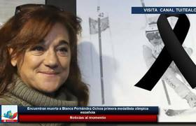 Encuentran muerta a Blanca Fernández Ochoa primera medallista olímpica española