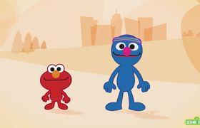 Sesame Street: Pose de Planta | Yoga con Elmo y Archibaldo