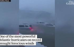 #VIDEO: Hurricane Dorian batters Bahamas with severe flash floods and ferocious wind