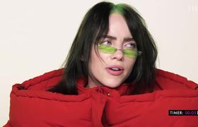 #ELLE: Billie Eilish Sings Miley Cyrus, H.E.R., and P!nk in a Game of Song Association |