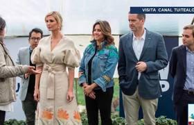 Delegados de Guaidó dialogan con Ivanka Trump en Colombia