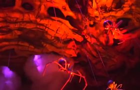 #Top5 Escalofriantes animatronics de Disney (Pate 3)