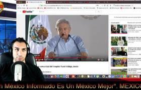 #AMLO Bañado En Sudor Da un Gran Discurso desde Tamaulipas