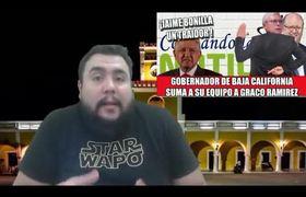 Jaime Bonilla TRAICIONA A LÓPEZ OBRADOR