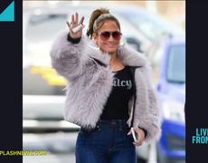 Jennifer Lopez Gets Backlash for Wearing Fur in