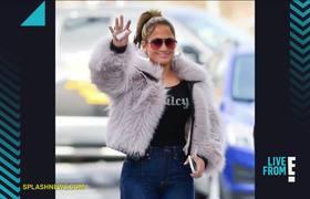Jennifer Lopez Gets Backlash for Wearing Fur in