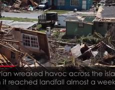 Hurricane Dorian Leaves 70,000 People Homeless in the Bahamas