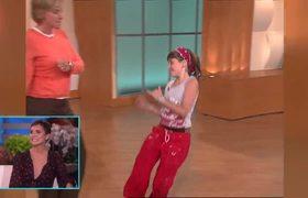 The Ellen Show: Alyson Stoner Returns After 17 Years