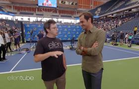 The Ellen Show: Average Andy at the U.S. Open