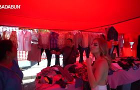Tianguis outfit with 100 pesos